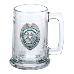 Law Enforcement Stein - Enameled