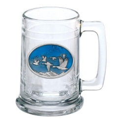 Canadian Goose Stein - Enameled