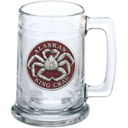 King Crab Stein - Enameled