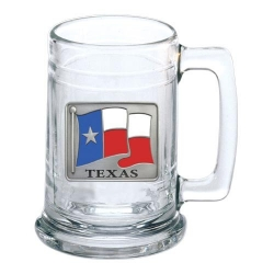 Texas Stein - Enameled