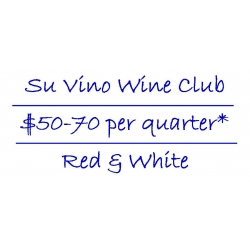 Su Vino Wine Club - Red & White