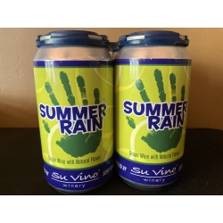 Summer Rain - 4 Pack of 375ml Cans