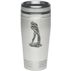 Golfer Thermal Drink