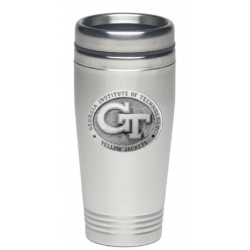 """Georgia Institute of Technology """"GT"""" Thermal Drink"""