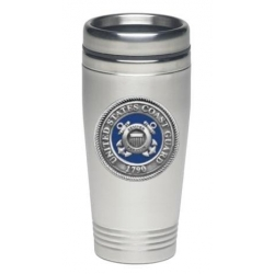 Coast Guard Thermal Drink - Enameled