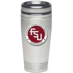 "Florida State University ""FSU"" Thermal Drink - Enameled"