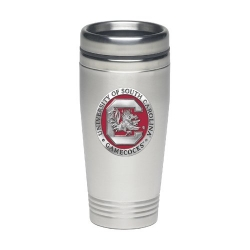 "University of South Carolina ""Gamecocks"" Thermal Drink - Enameled"