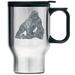 Gorilla Thermal Travel Mug