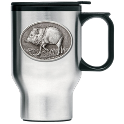 Fox Thermal Travel Mug