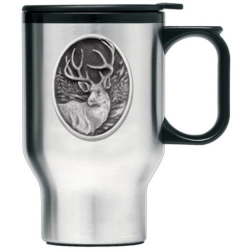 Mule Deer Thermal Travel Mug