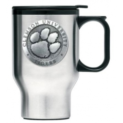 Clemson University Thermal Travel Mug