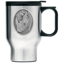 Pheasant Thermal Travel Mug