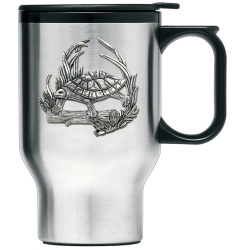 Trout Thermal Travel Mug