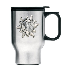 Celestial Thermal Travel Mug