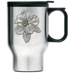 Apple Blossom Thermal Travel Mug