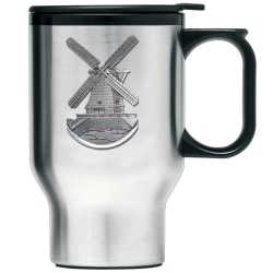 Windmill Thermal Travel Mug