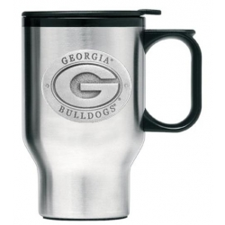 "University of Georgia ""G"" Thermal Travel Mug"