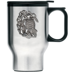 Sea Turtle Thermal Travel Mug