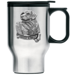 Labrador Retriever Thermal Travel Mug