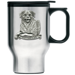 Rottweiler Thermal Travel Mug