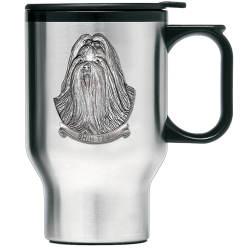 Shih-Tzu Thermal Travel Mug