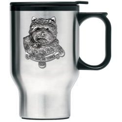 West Highland Terrier Thermal Travel Mug