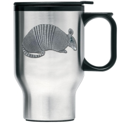Armadillo Thermal Travel Mug