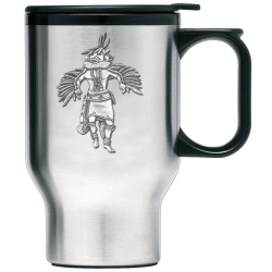 Eagle Kachina Thermal Travel Mug