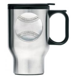 Baseball Thermal Travel Mug