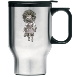 Sun Kachina Thermal Travel Mug