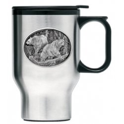 Black Bear Thermal Travel Mug #2