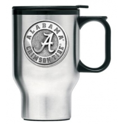 "Alabama ""A"" Crimson Tide Thermal Travel Mug"