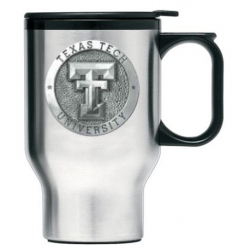 Texas Tech University Thermal Travel Mug