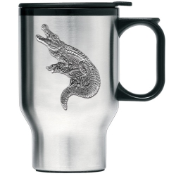 Alligator Thermal Travel Mug