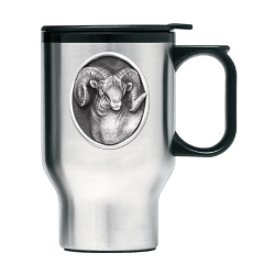 Bighorn Sheep Thermal Travel Mug