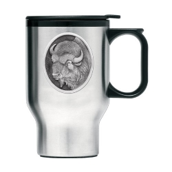 Buffalo Thermal Travel Mug