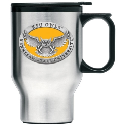 Kennesaw State University Thermal Travel Mug - Enameled