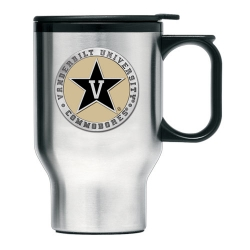 Vanderbilt University Thermal Travel Mug - Enameled