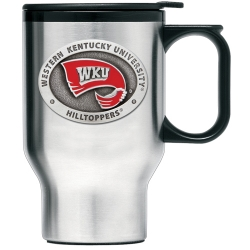 Western Kentucky University Thermal Travel Mug - Enameled