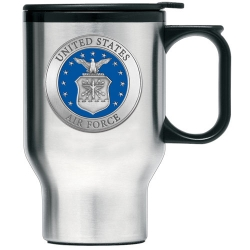 Air Force Thermal Travel Mug - Enameled