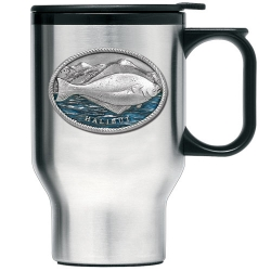 Halibut Thermal Travel Mug - Enameled