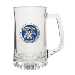 "University of Kentucky ""Wildcats"" Super Stein - Enameled"