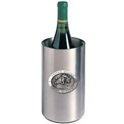 """Naval Academy """"Bill the Goat"""" Wine Chiller"""