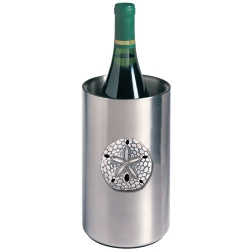 Sand Dollar Wine Chiller