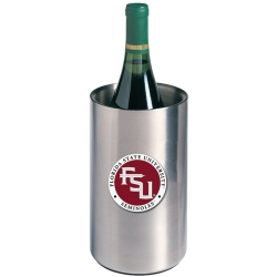 "Florida State University ""FSU"" Wine Chiller - Enameled"