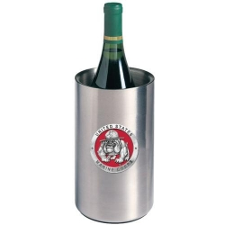 "Marine Corps ""Bulldogs"" Wine Chiller - Enameled"
