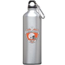 2016 CFP National Champions Clemson Tigers Water Bottle  - Enameled