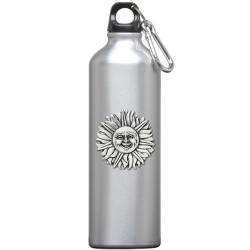 Sunface Water Bottle