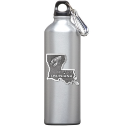 Louisiana Water Bottle