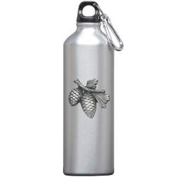 Pine Cone Water Bottle